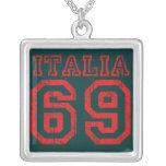 Collar del vintage de Italia 69