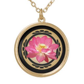 Collar del zen de la flor de Lotus