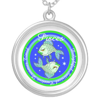 Collar del zodiaco de Piscis