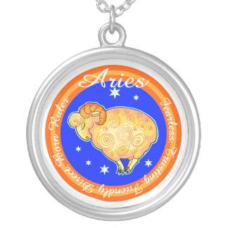 Collar del zodiaco del aries