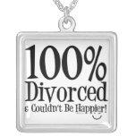 Collar divertido del divorcio