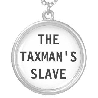 Collar el esclavo del recaudador de impuestos