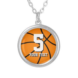Collar el | Personalizable del baloncesto del núme
