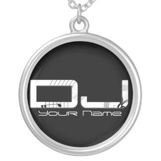 Collar elegante de DJ