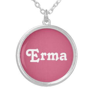 Collar Erma