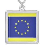 Collar europeo de la bandera