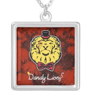 Collar excelente de los leones