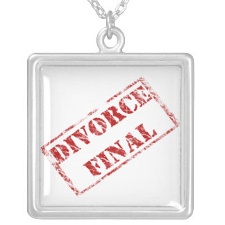 Collar final del humor del divorcio