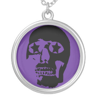 Collar grande de la púrpura del cráneo