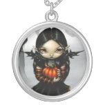 COLLAR Halloween de hadas gótico del duendecillo d