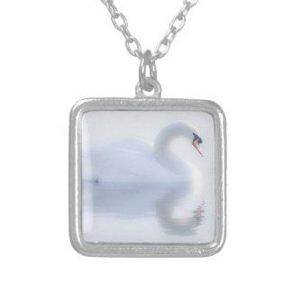 Collar hermoso del cisne