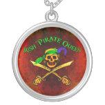Collar irlandés de la reina del pirata
