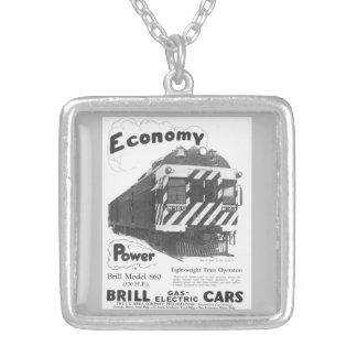 Collar ligero 1932 del tren de pasajeros del rodab