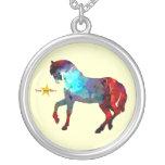 Collar lindo de la foto del caballo