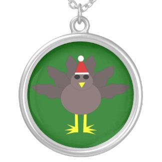Collar lindo de Turquía del navidad