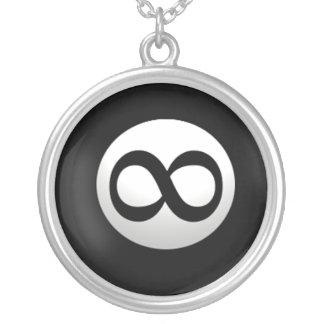 Collar mágico de la bola del infinito