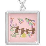 Collar mimoso de las koalas