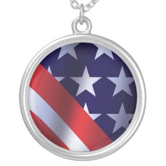 Collar patriótico