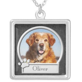 Collar pendiente conmemorativo del mascota