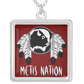 Collar personalizado collar nativo de Metis del ar