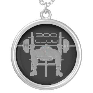 Collar personalizado del levantamiento de pesas de