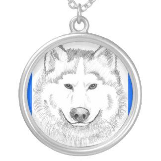 Collar principal del lobo