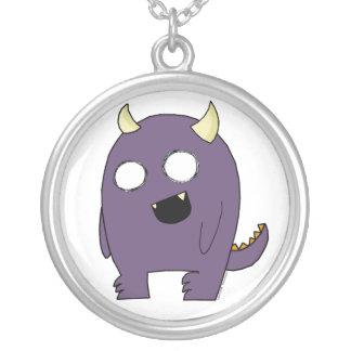 Collar púrpura del monstruo