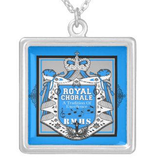 Collar real del premio de la coral