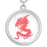 Collar rojo del dragón