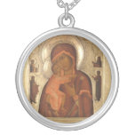 Collar ruso del icono