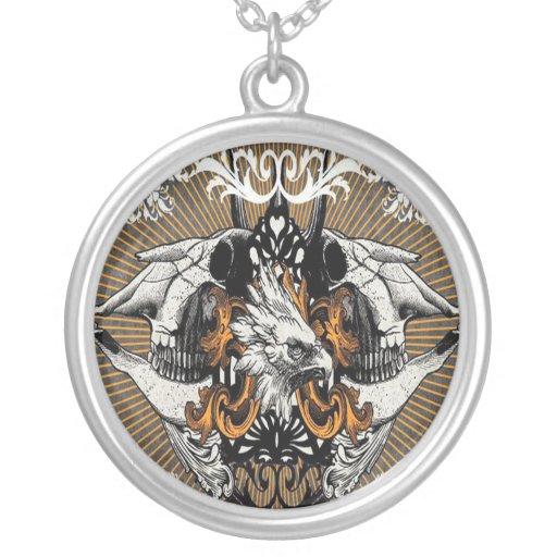 Collar salvaje de Eagle