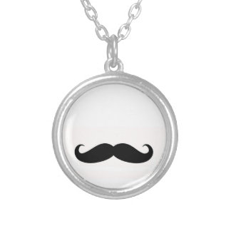Collar simple del bigote