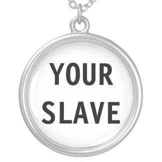 Collar su esclavo