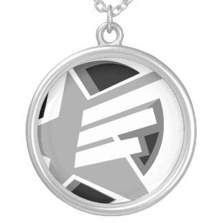 collar subterráneo del logotipo