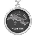 Collar TAILANDÉS del TIGRE de MUAY