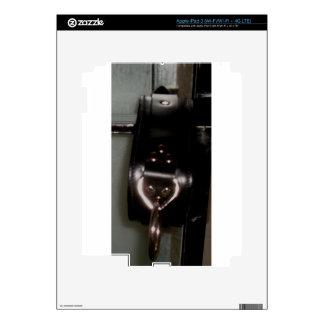 COLLAR TIME iPad 3 DECAL