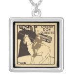Collar-Vintage Arte-Don Quijote