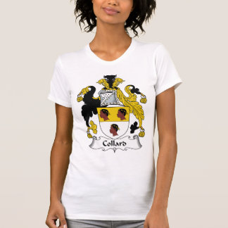 Collard Family Crest Tshirt