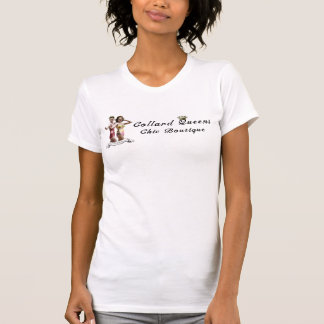 Collard Queens Chic Boutique T Shirt