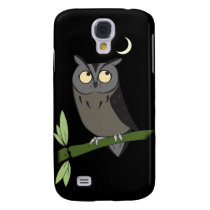 Collared Scops Galaxy S4 Case