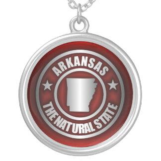 """Collares de acero de """"Arkansas"""" (rojos)"""