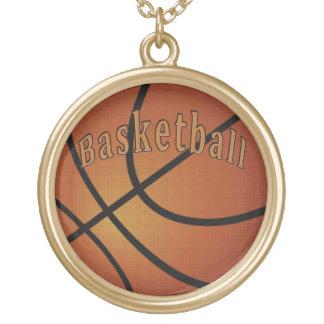 Collares del baloncesto del vintage