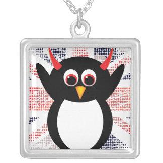 Collares malvados de Penguin™ Union Jack