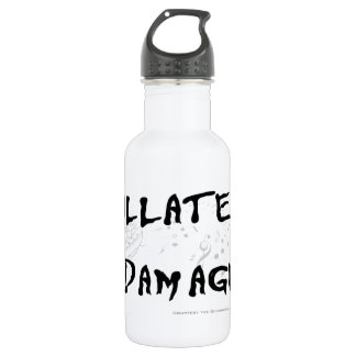 Collateral Damage Stainless Steel Water Bottle