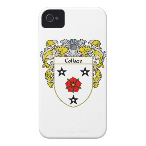 Collazo Coat of Arms/Family Crest iPhone 4 Case-Mate Cases