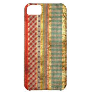Colle exclusivo del caso del iphone 5 del iphone d funda para iPhone 5C