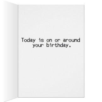 Colleague Birthday Card