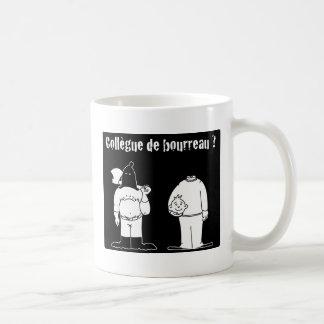 Colleague of Torturer (François City & Gdb Gdblog) Coffee Mug