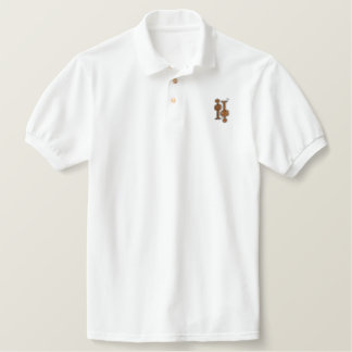 ColleaguePatch_wood Embroidered Shirt