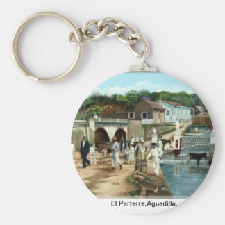 COLLECCION ''EL PARTERRE''',AGUADILLA,PR KEYCHAIN